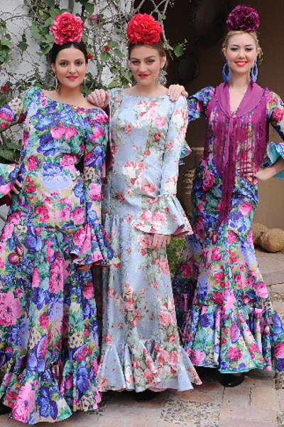 Tienda de trajes de flamenca en sevilla disponemos de - Telas de flamenca online ...